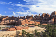 Canyonlands National Park Needles District Stock Photos