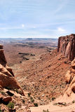 Canyonlands National Park Scenery Stock Images
