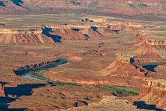Canyonlands National Park Scenic Landscape Royalty Free Stock Image