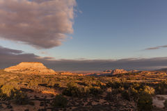 Canyonlands National Park Sunrise Landscape Stock Photography