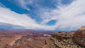 Canyonlands National Park stock footage