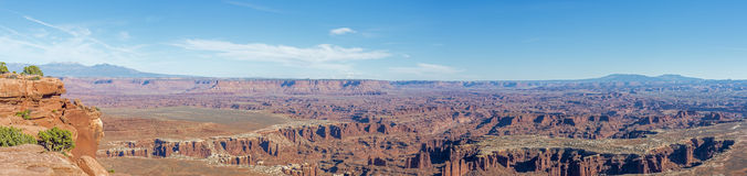 Canyonlands National Park. Is a U.S. National Park located in southeastern Utah near the town of Moab Royalty Free Stock Photos