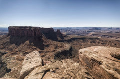 Canyonlands National Park, USA Royalty Free Stock Photography