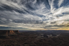 Canyonlands National Park, USA Royalty Free Stock Images