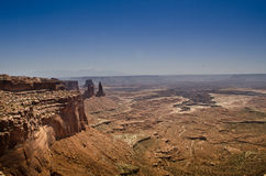 Canyonlands National Park, Utah Stock Image