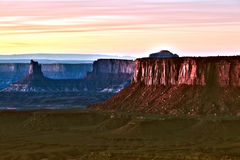 Canyonlands National Park in Utah. Canyonlands National Park - shot taken at sunrise around 6am Stock Photography