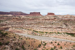 Canyonlands National Park, Utah, USA Stock Photos