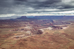 Canyonlands National Park, Utah, USA Royalty Free Stock Images
