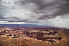 Canyonlands National Park, Utah, USA Stock Photography