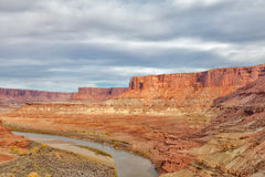 Canyonlands National Park-White Rim Road Stock Photos