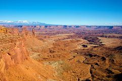 Canyonlands Nationalpark Stockfoto