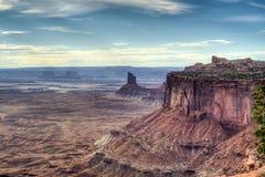 Canyonlands nationalpark Royaltyfri Fotografi