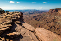 Canyonlands Nationalpark Utah Lizenzfreie Stockbilder