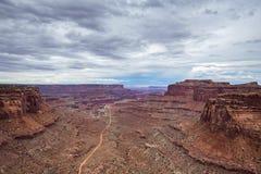 Canyonlands Nationalpark, Utah Stockbild
