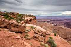 Canyonlands Nationalpark, Utah Lizenzfreie Stockfotos