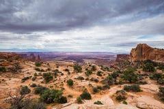 Canyonlands Nationalpark, Utah, USA Stockbilder