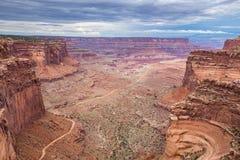 Canyonlands Nationalpark, Utah, USA Lizenzfreies Stockfoto