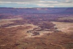 Canyonlands Nationalpark, Utah, USA Stockfotos