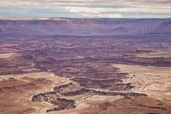Canyonlands Nationalpark, Utah, USA Lizenzfreie Stockbilder