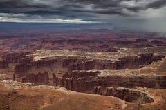 Canyonlands Nationalpark, Utah, USA Stockbild