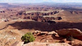 Canyonlands NP, Utá, Estados Unidos Fotografia de Stock