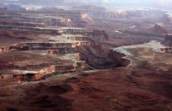 Canyonlands park narodowy Zdjęcia Stock