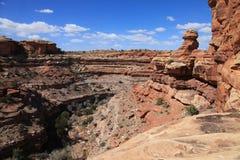 Canyonlands park narodowy Zdjęcie Stock