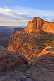 Canyonlands sunrise Royalty Free Stock Images