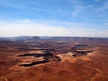 Canyonlands. Taken at Canyonlands National Park, Utah Royalty Free Stock Photography