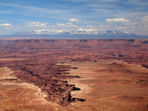 Canyonlands. Taken at Canyonlands National Park, Utah Stock Images