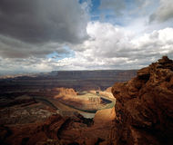 Canyonlands Utah Arkivfoto