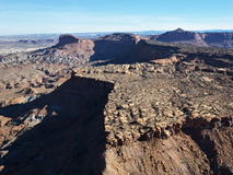 canyonlands utah Royaltyfri Bild