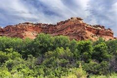 canyonlands Utah Στοκ Εικόνες