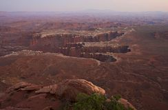 Canyonlands of Utah Stock Photo