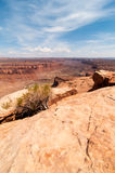Canyons expansifs Image stock