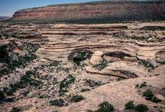 Canyons in Utah Royalty Free Stock Image