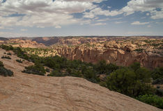 Canyons in Utah Stock Images