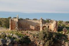 Canytelis Ancient City Stock Image