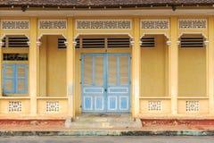 Cao Dai Święty Widzii świątynię, Tay Ninh prowincja, Wietnam Zdjęcie Royalty Free