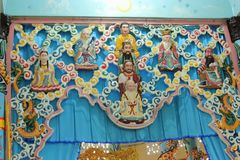 Free Cao Dai Temple Long Than Mekong Delta Region Vietnam Religion Royalty Free Stock Photos - 163617698