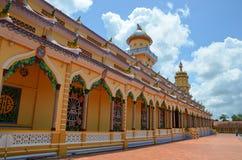 Cao Dai Temple Vietnam Image stock