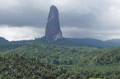Cao Grande, São Tomé, África Fotografia de Stock
