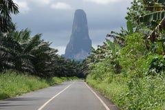 Cao Grande, Sao Tome, Afrika Stockfotos
