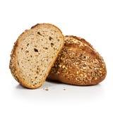 Całość zbożowego chleba Zdjęcie Royalty Free