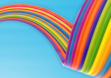 Caçoa o livro para colorir Foto de Stock Royalty Free