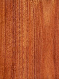 Caoba de la cereza (textura de madera) Imagen de archivo