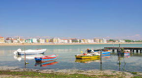 Caorle,adriatic Sea,italy Stock Photo