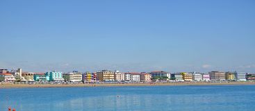 Caorle,adriatic sea,italy Stock Photo