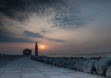 Caorle royalty free stock photo