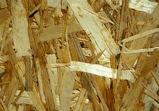 Caos de madera de la textura Imagen de archivo